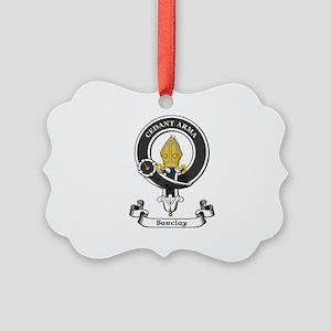Badge-Barclay [Kincardine] Picture Ornament